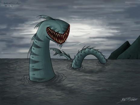 marine monster