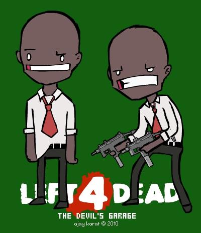 Left4Dead | Doo . I . looook . like . one of them?!!!