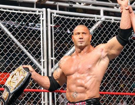 New WWE Champion
