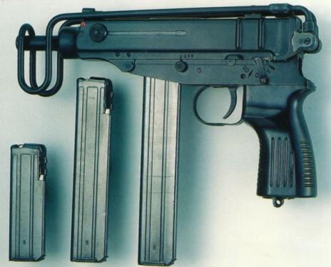 "SA Vz.61 ""Skorpion"""