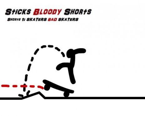 Sticks Bloody Shorts in comming :D