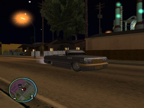 im going to be posting gta sa screenshots