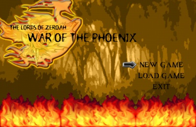 Lords of Zeroah: War of the Pheonix