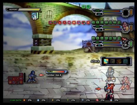 MMX RPG Chapter 2 Update!