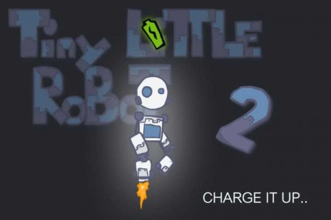 Tiny Little Robot 2