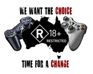The Australian (R18+) gamer debate