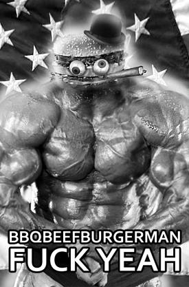 BBQBEEFBURGERMAN STILL CONQUERING FACEBOOK
