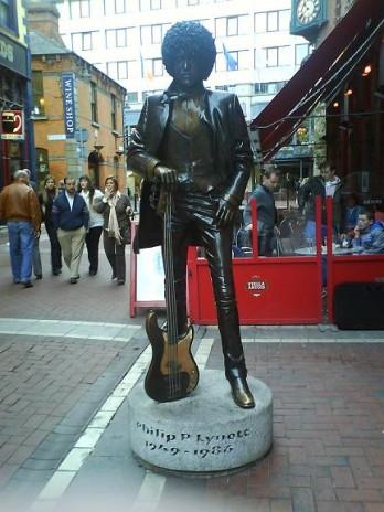 So I took a trip up to Dublin........