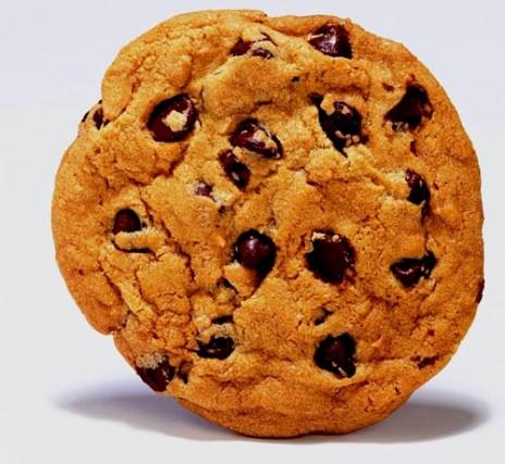 It's cookie time, fellas.