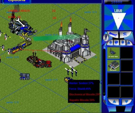 COMMAND AND CONQUER : Flash BETA TEST RELEASE