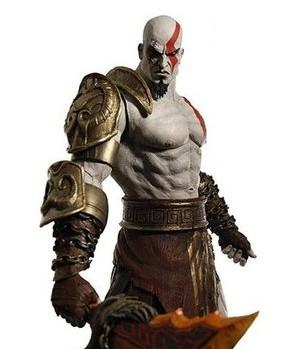 Alternative Character Battle 2 - BONUS ROUND: Kratos vs Link