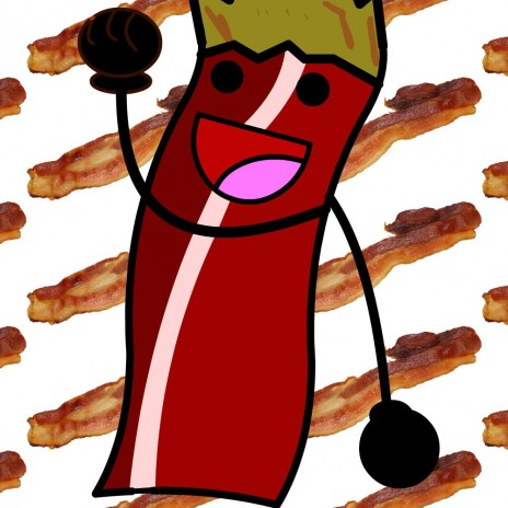 i miss the bacon T^T
