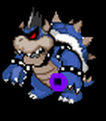 Dark Bowser has been killing your newgrounds