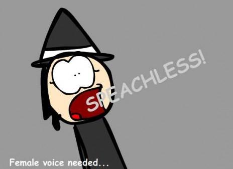 Female Voicer...