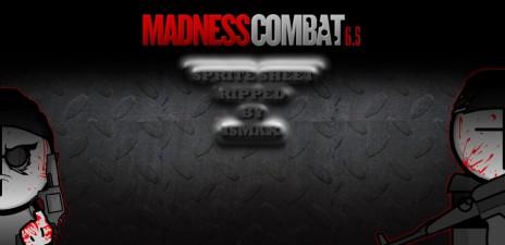 Madness Combat 6.5 sprite sheet