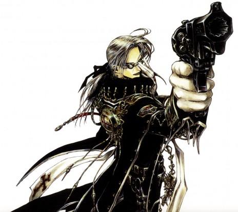 Gun anime