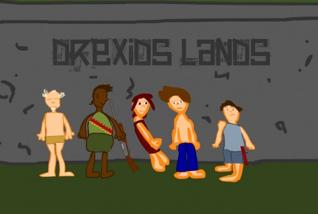 Drexids Lands- Movie Promo