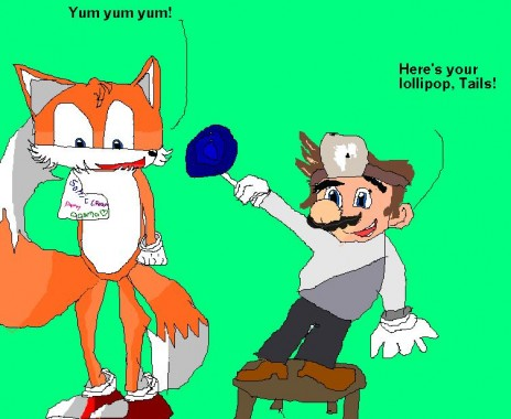 Dr. Mario and Tails