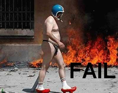 Daily FAIL