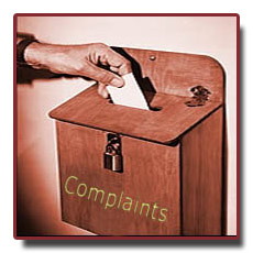 Complaint Department