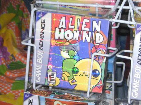 Alien Hominid in Bangkok