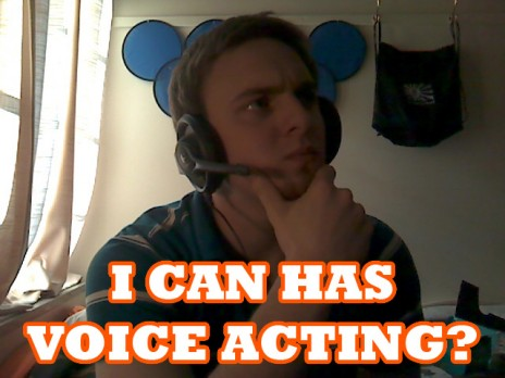 My Voice Acting Work