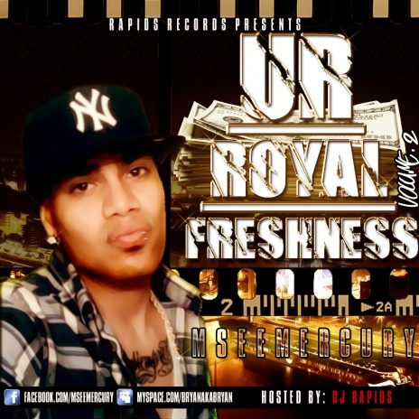 Ur Royal Freshness The Mixtape Vol.2