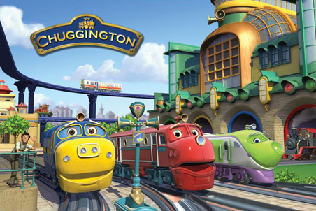 [TT] The Chuggington Collection