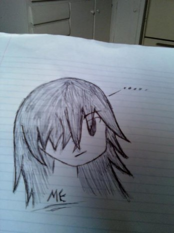 i just sketch i drew....