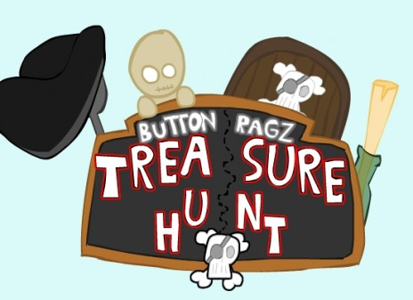 Button Ragz Treasure Hunt!