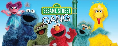 I BE IN SESAME STREET GANG BITCHEZ!