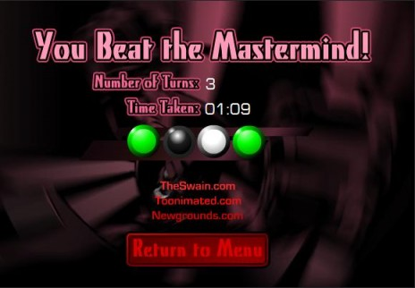 I OWNED THE MASTERMIND!..can u beat me?!