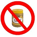 I hate peanut butter!!!!