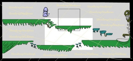 New Art Platformer Game WIP!!! ^_^