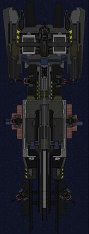 USS Orator - Class D Frigate