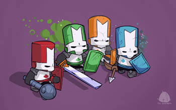 CASTLE CRASHERS!!!