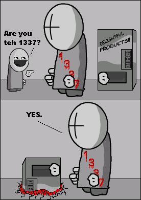 1337!