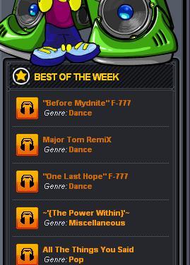 Top 5 again!