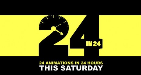 24 Animations in 24 Hours