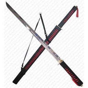 fear mai ninja sword!