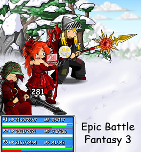 Epic Battle Fantasy blog