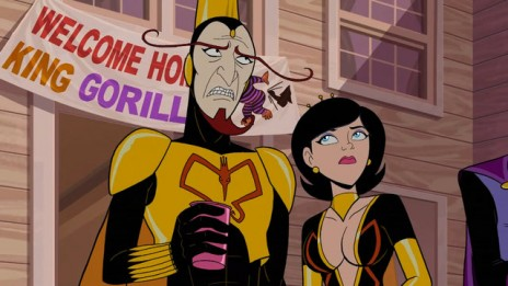 HOLY SHIT... NEW VENTURE BROTHERS TONIGHT WAS FUCKING AWESOME!!!!!!!!