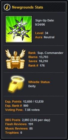 Elite Gurad Supreme Commander! (+ other stuff)