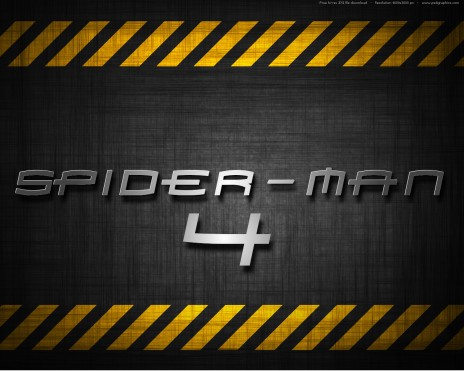 SPIDER MAN 4 COMING OUT!