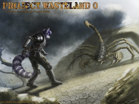 Project Wasteland 0 Almost There!