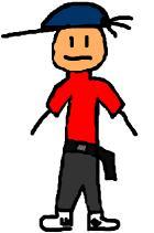 Skater Kevin