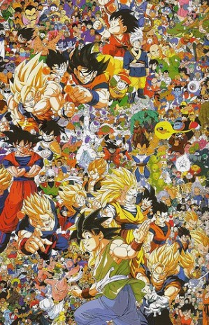 All DBZ Characters (At Least I think XD)