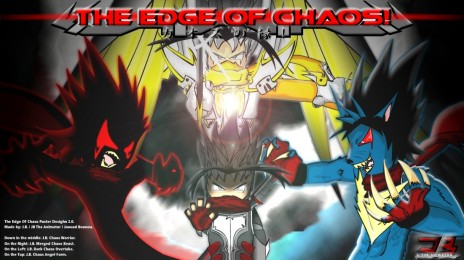 The Edge Of Chaos!