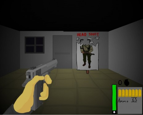 FPS game demo out