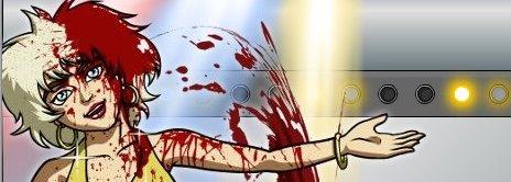 So much blood!